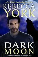 Dark Moon, by Rebecca York, a Decorah Security novel, Light Street Press