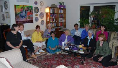 Rebecca's Writers Group, 2007