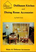 DOLLHOUSE KITCHEN AND DINING ROOM ACCESSORIES Cover