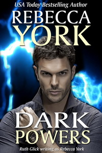 DARK POWERS Cover
